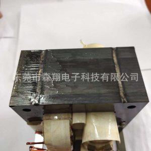 微波干燥设备_UV机专用微波变压器2KW微波高压变压器全铜微波高压变压器