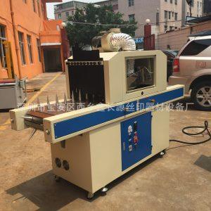 烘干固化设备_曲面UV机光固机瓶子圆形产品UV机固化机生产厂家