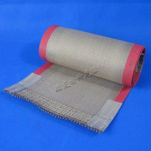 网带_铁氟龙网带特氟龙网带UV机输送带耐高压网格带传送带皮带