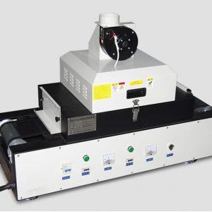烘干固化设备_厂家直销可定制小型桌面LEDUV固化机