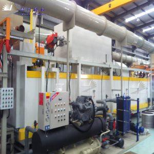 带式干燥设备_燃气式烘干炉燃气式隧道炉燃气式加热炉燃气式烘干流水线