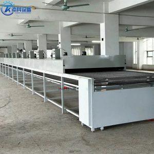 带式干燥设备_促销带式干燥设备铁佛龙网带烘干机干燥耐热恒温隧道炉传送带