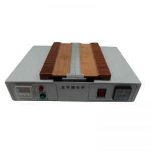 烘干固化设备_烤板卧式光纤固化炉烤炉研磨机烤板光纤跳线胶水光纤固化炉