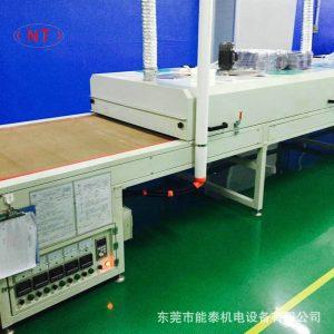 烘干固化设备_厂家定制隧道式uv炉平面烘干隧道炉变压器专用隧道炉