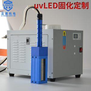 烘干固化设备_蓝盾uvled固化机光固设备加装紫光线uvled固化灯光源