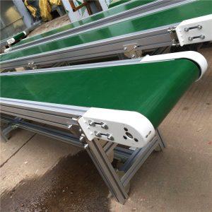 输送机_厂家直销节能隧道炉塑胶烤漆PVC皮带隧道炉电加热烘干流水线