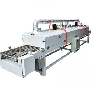 输送机_小型隧道炉烘干机流水线五金丝印不锈钢网带线高温喷涂定做输送机