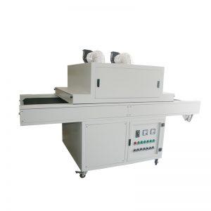 烘干固化设备_杭州uv油墨光固机小型UV机隧道式UV固化机uv光油固化机专业定制