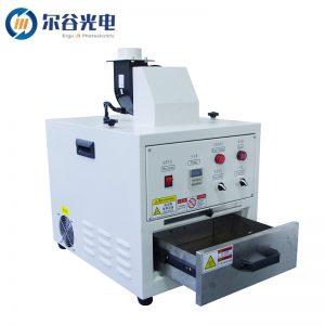 烘干固化设备_紫外线UV光固化机小型抽屉UV机实验室用UV固化机UV胶水光油固化机