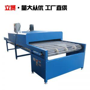 烘干固化设备_工业流水线高温网带热风烘道UV烘干线小型食品烘干机隧道炉