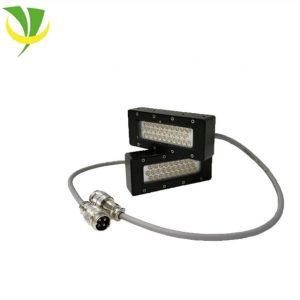 烘干固化设备_定制uv光固化led灯395nm波长紫外灯水冷固化机