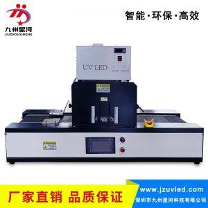 烘干固化设备_桌面式UV隧道炉uvled固化机紫外线冷光源led光固机胶水快速固化