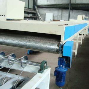 烘干固化设备_外墙保温装饰一体板设备生产线|UV固化机|一体板设备干燥机