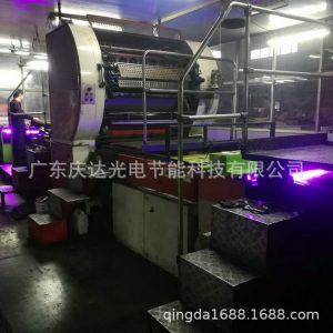 烘干固化设备_印铁机加装LEDUV灯印铁机加装UV系统涂布机加装UV固化系统
