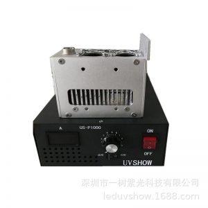 烘干固化设备_厂家直销UVled固化灯6020/6040UV喷码机数码打印小型静音风冷