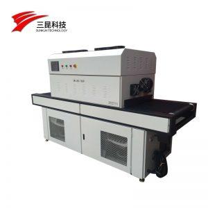 烘干固化设备_新款热销线路印刷UV固化机阻焊绿油UV光固机文字印刷UV机批发