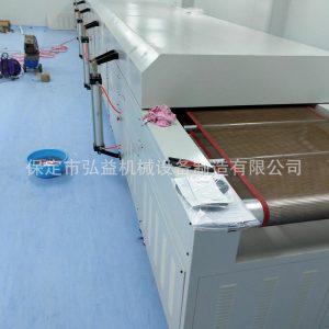 烘干固化设备_厂家定做红外热风烘干机红外线烘道隧道式烘干炉一件批发