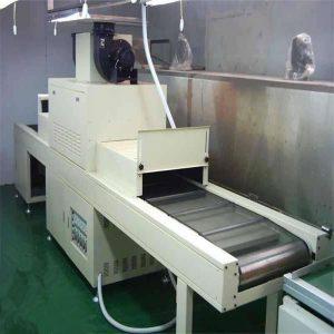 烘干固化设备_专业供应灯杯UV胶用光固化UV机隧道炉UV固化设备