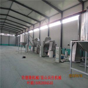 辐照交联电缆料设备工厂,硅烷交联电缆料生产线