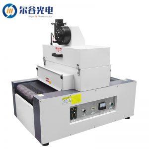 RX400-1紫外线UV固化机传送带式UV炉3kw小型桌面式UV胶硬化设备