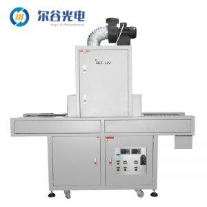 LY300-2紫外线UV光固机流水线UV固化机6kw汞灯智能调光UV干燥机