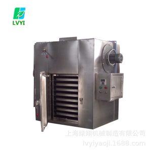 供应上海绿翊恒温热风循环电烤箱电热鼓风干燥烘箱循环工业烤箱