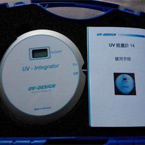原装德国UV能量计UV-Integrator140UV能量计UV140能量计