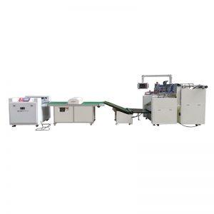 全自动丝印机+LEDUV光固机+收料机厂家直销电子薄膜印刷生产线