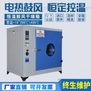 厂家直供电热鼓风干燥箱恒温干燥烘箱实验室工业商用烤箱老化箱