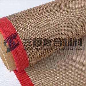 厂家供应1*1mm耐高温铁氟龙网带微波干燥隧道炉特氟隆网格皮带