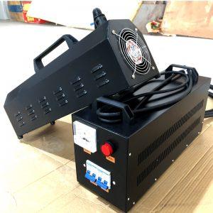 直销紫外线uv固化机手提便携式2kw大功率小型手持式uv胶固化灯