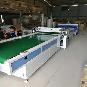 木门UV光固机厂家生产UV光油淋涂机全自动UV淋涂生产线多少钱