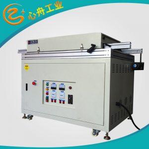 荐生产销售UVLED-500W低温型UV干燥机双面多功能uv固化机设备