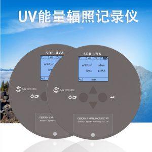 SDR-UVBUV能量辐射记录仪紫外能量焦耳计单通道UV能量计