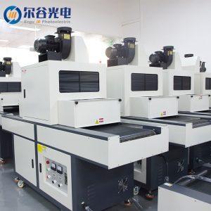 升级-紫外线UV烘干机流水线UV固化机台式UV隧道炉UV光固机6/12kw