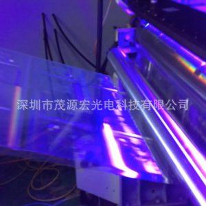 标签机UV固化干燥加装LED固化光源系统leduv紫光固化灯固化机