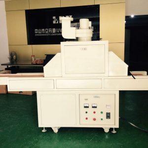 定制平面UV光源处理机配套化妆品瓶子丝印移印器材设备UV固化机