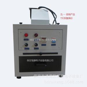 厂家促销抽屉式UV紫外线光固机箱式UV固化机烘干机价格瑞康电子