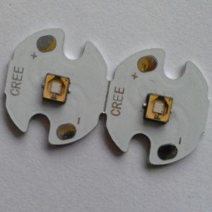 3535紫光灯珠宁海手电筒光源5W365nm3535UVLED荧光检测灯珠