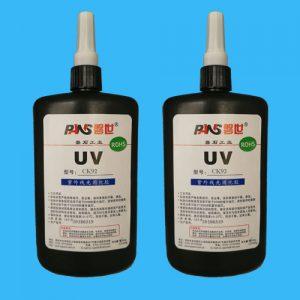 PET与亚克力复合UV胶,无影胶,UV紫外线胶,uv胶水,UV无影胶