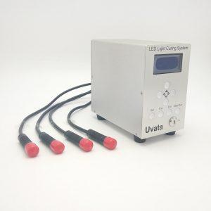 UVLED光源控制器uv点光源紫外线固化机uv胶水油墨胶漆光固机设备