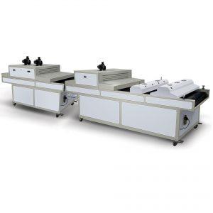 雪花光固机UV油墨UV固化机UV印刷