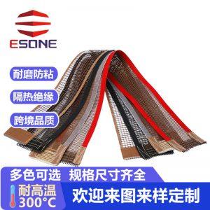 厂家供应烘干机网带铁氟龙传送带微波烘干隧道炉特氟龙输送带