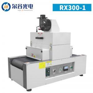 RX300-1紫外线UV设备UV胶干燥硬化专用光固机小型桌面式UV固化机