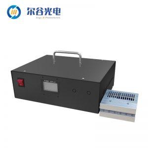 厂家直销UV线光源100*10线光源UVLED固化机小型紫外线UV机可定制