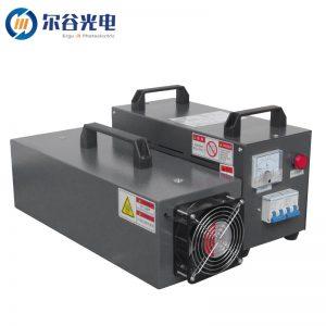 2KW紫外线UV涂料胶水UV固化机小型便携手提式UV机UV油漆光固化机