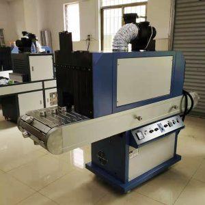 厂家直销圆瓶UV油墨固化机曲面UV光固机瓶子UV光油烘干固化设备