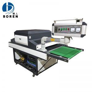 供应过桥式光固机UV光固机小型UV固化机800-Ⅱuv固化设备