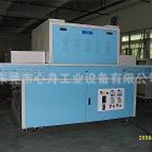 加工订做干燥用不干胶uv固化机UVA-752胶印加装uv固化机