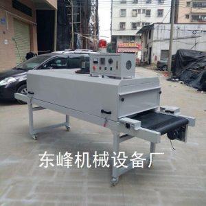 硅胶胸贴红外线隧道炉烘干丝印-喷油-硅胶隧道炉